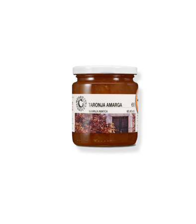 Mermelada gourmet de Naranja Amarga