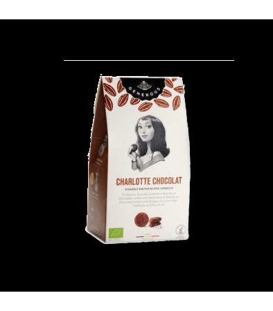 Galletas charlotte chocolat